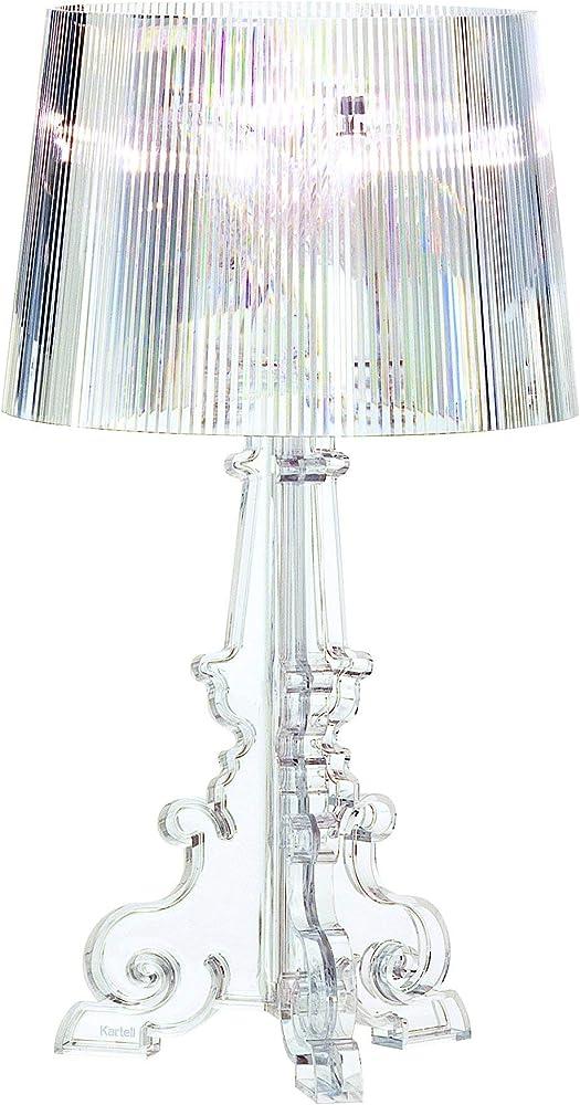 Kartell bourgie, lampada da tavolo, dimmerabile 9070/B4