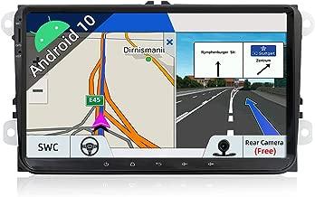 navigazione GPS Autoradio Android 9.0 a doppio DIN per BMW E90//E91//E92//E93 2005-2012 fotocamera posteriore e Canbus supporta DAB+//WIFI//Bluetooth//USB//SD//Mirror Link touch screen da 9 2G+32G