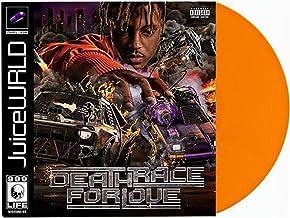 Death Race For Love - Exclusive Limited Edition Orange Vinyl LP [Condition-VG+NM]
