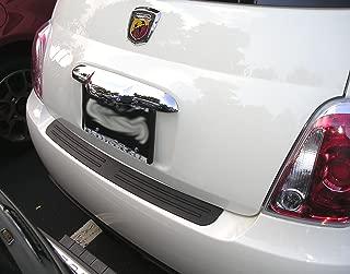 Rear Bumper Protector Fits 2012-2017 12 13 14 15 16 17 Fiat 500 Abarth