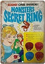 Ohuu Monsters Secret Rink Lollipop Vintage Ad 12