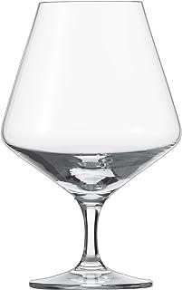 Schott Zwiesel 113756 Serie Pure 6-teiliges Cognacglas Set, Kristallglas