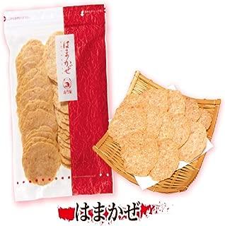 東海限定 えびせんべいの里 はまかぜ HAMAKAZE 揚菓子 NO3 人気商品 袋 焼菓子 200g