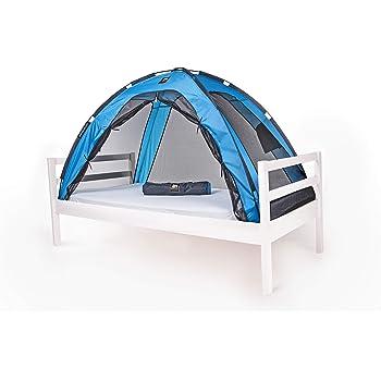 tente de lit respirante pliable Moustiquaire filet /à auvent dinstallation rapide pour les voyages de camping en plein air