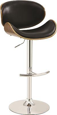 Superb Amazon Com Adjustable Swivel Bar Stools Modern Bar Chair Creativecarmelina Interior Chair Design Creativecarmelinacom