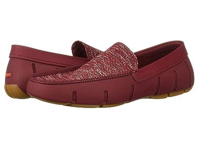 SWIMS Classic Venetian Loafer (Cabernet/Gum) Men