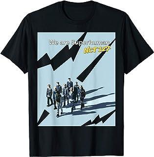 Enjoyyourlife Unisexe Kpop NCT 127 T-Shirt /& Short Set Crop Top /& Short DOYOUNG TAEYONG YUTA Taeil Mark JUNGWOO Johnny JAEHYUN