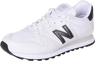 New Balance Kadın 500  Sneaker, Beyaz, 40.5