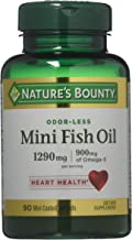 Natures Bounty - Fish Oil 1290 mg