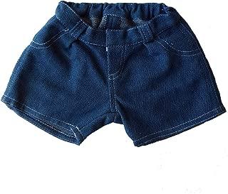 Blue Jean Shorts Teddy Bear Clothes Fit 14