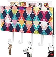 Crochet de clé fixé au mur, support mural de trieuse de courrier, organisateur de porte-clé de courrier, ligne de concepti...