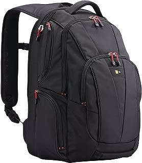 Case Logic 15.6 - Inch Backpack for Laptop and Tablet, Black (BEBP-215BLACK)