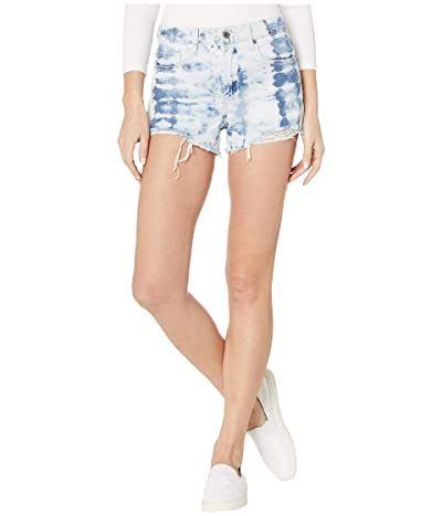 Blank NYC The Barrow Vintage Tie-Dye Shorts in Spring Breaker (Spring Breaker) Women