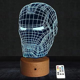 Amazon It Iron Man Illuminazione