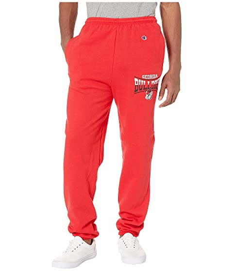 2e241e0e Champion College Georgia Bulldogs Eco® Powerblend® Banded Pants at ...