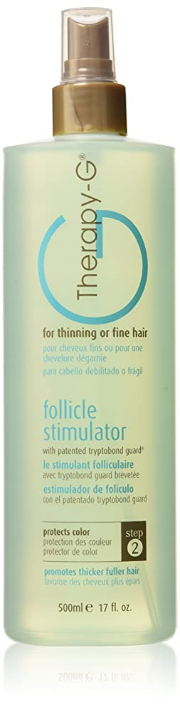 川エッセンス考古学者セラピーg Follicle Stimulator (For Thinning or Fine Hair) 500ml [海外直送品]