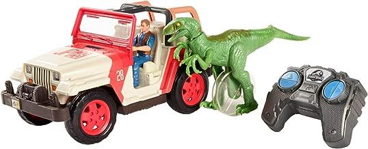 Jurassic World Jeep Wrangler RC Vehicle