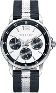 Viceroy Watch 401095-05 Next Child White Textile