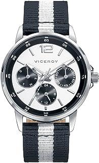 Viceroy Watch 401095-05 Next Child White Textile
