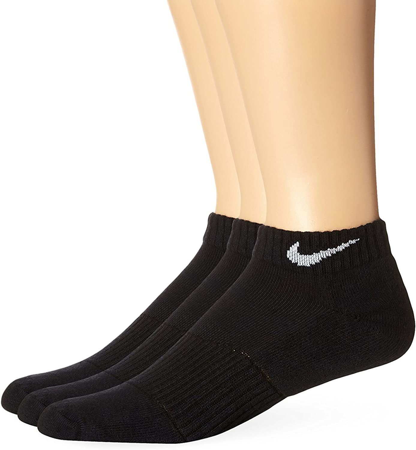 Some reservation NIKE low-pricing Performance Cushion Low Socks Training 3 Pairs