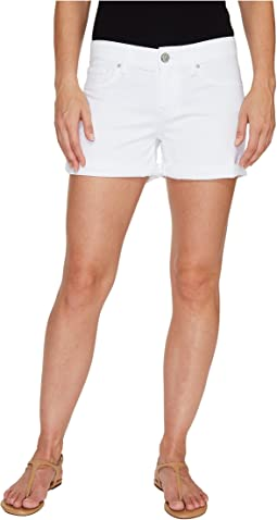Vanna Shorts in White Tribeca