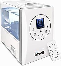 Levoit 817915022313 Humidificador, 6 litros, ABS
