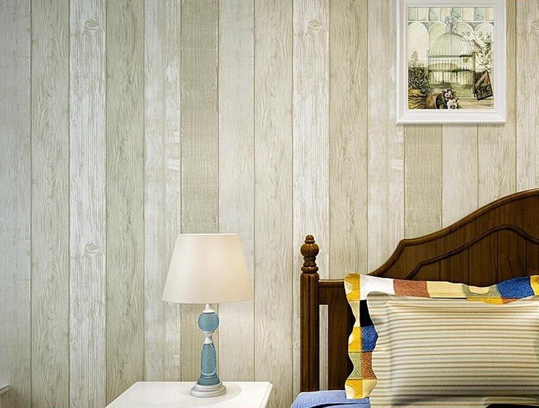 Wallpaper Mediterranean greenical Stripes Wallpaper Bedroom Living Room Wallpaper Background Wall Paper(0.53m10m) ( color   2 )