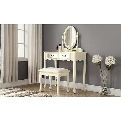 Ivory Dressing Table Amazon Co Uk