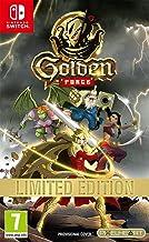Golden Force Limited Edition - Nintendo Switch [Importación francesa]