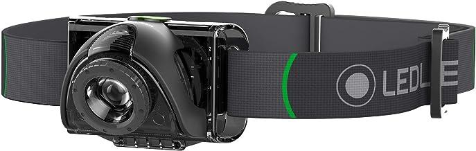 Ledlenser MH6 zwarte hoofdlamp Window Box