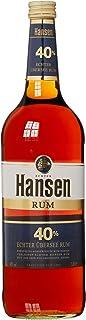 Hansen 40 prozent Blau Rum 1 x 1 l