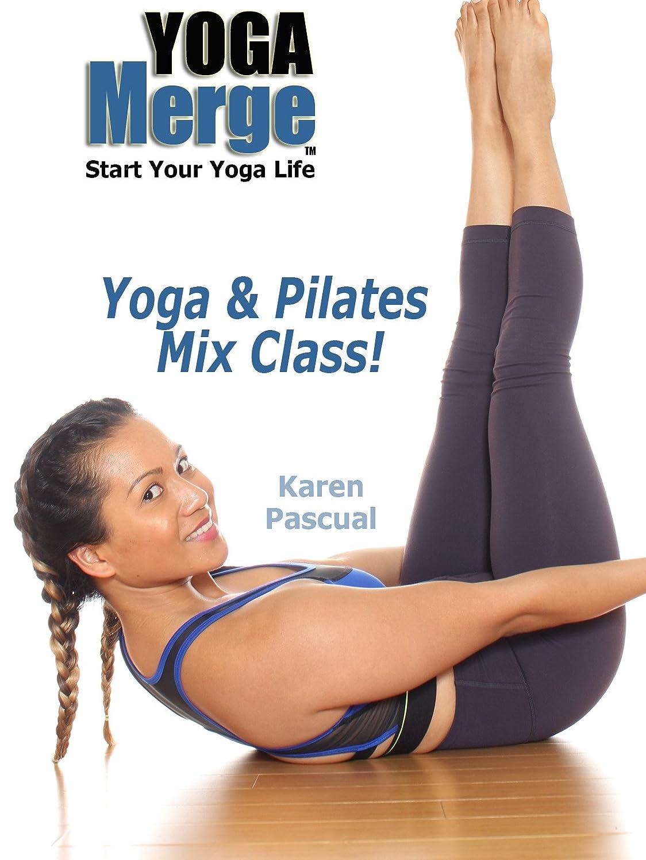 Yoga & Pilates Mix Class