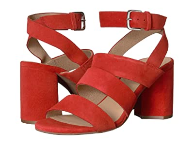 Seychelles Antiques (Red Suede) High Heels