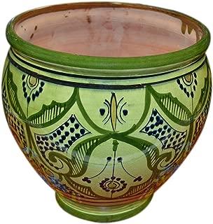 spanish flower pots