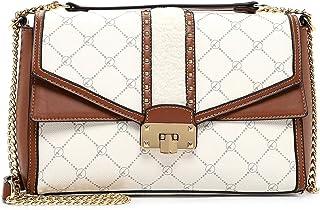 Tamaris Umhängetasche Anastasia Teddy 31421 Damen Handtaschen Material Mix One Size