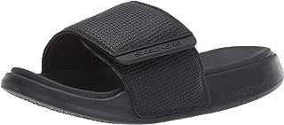 Skechers Mens Gambix 2.0 Slide Sandal in Black