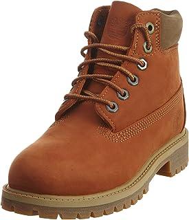 Timberland Unisex - niños zapatos de senderismo
