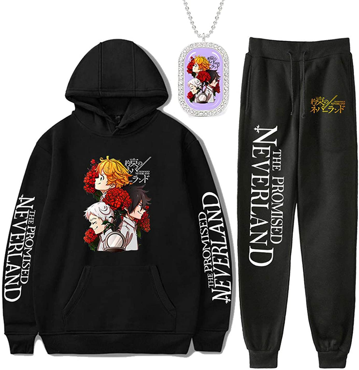 Max 73% OFF Anime The 40% OFF Cheap Sale Promised Neverland Sweatshirt Cosplay Japanese Hoodie