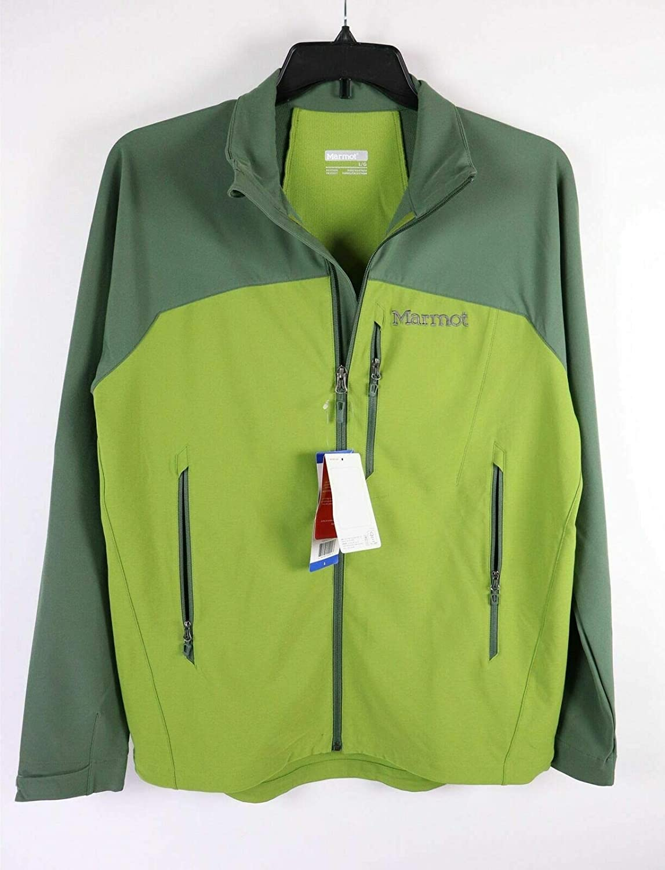 Marmot Mens 5 ☆ popular Long Jacket Softshell New Shipping Free Sleeves