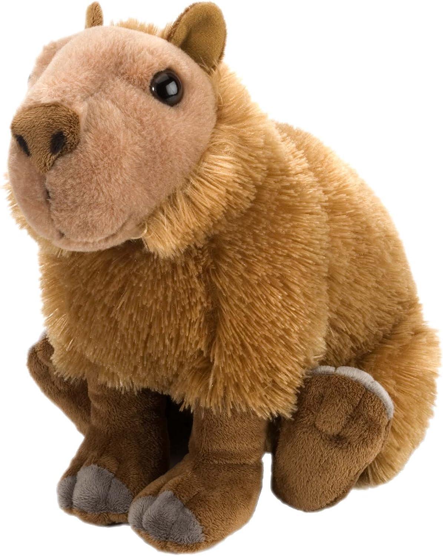 12  30cm Cuddlekins Capybara Plush  Wild Republic