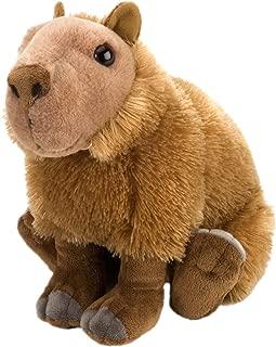 Wild Republic Capybara Plush, Stuffed Animal, Plush Toy, Gifts for Kids, Cuddlekins 12 Inches