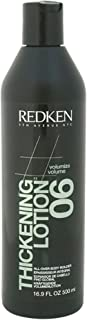 Redken Thickening Lotion 06 Body Builder for Unisex, 16.9 Ounce