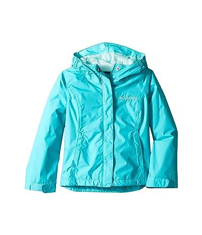 Columbia Kids Arcadiatm Jacket (Little Kids/Big Kids) (Geyser/Gulf Stream) Girl