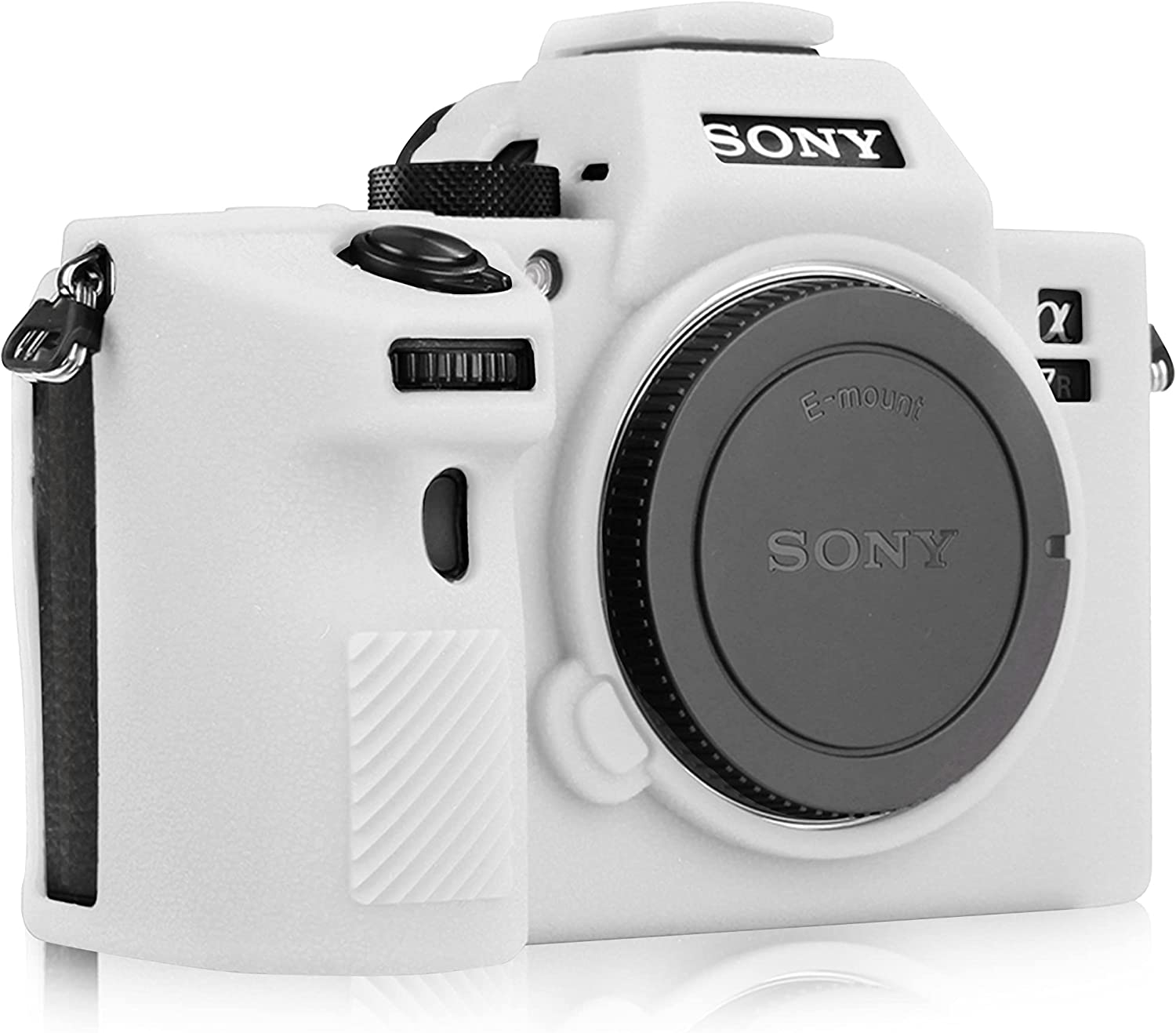Very popular Free Shipping Cheap Bargain Gift STSEETOP Sony A7III Case Detachabl Professional Silicone Rubber