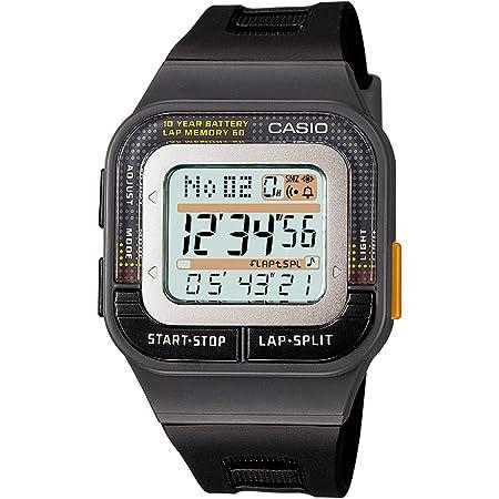 [カシオ] 腕時計 スポーツギア LAP MEMORY 60 SDB-100J-1AJF ブラック