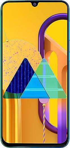 Samsung Galaxy M30s (Opal Black, 4GB RAM, Super AMOLED Display, 64GB Storage, 6000mAH Battery)