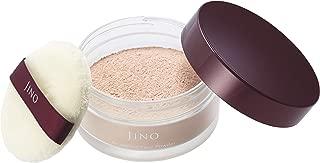 JINO(ジーノ) アミノファイン フェイスパウダー  (パフ1枚付き) ツヤ・透明感 30g