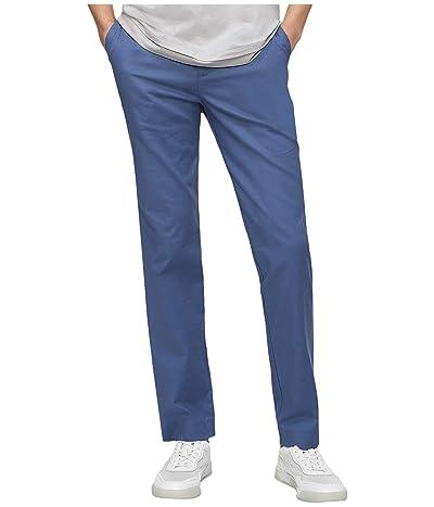 Calvin Klein Short Sleeve Liquid Touch Dobby Casual T-Shirt (Light Pavement Combo) Men