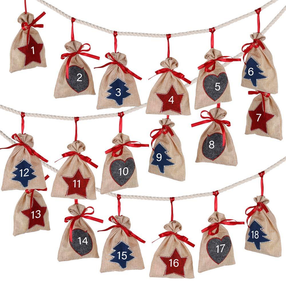 Amazon.com: D FantiX Christmas Advent Calendar 2020, 24 Days