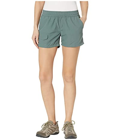 Columbia Silver Ridge Pull On Shorts (Pond) Women